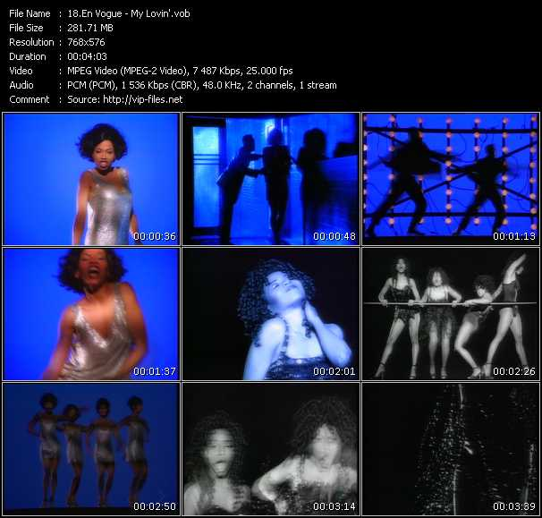 En Vogue - My Lovin' (You're Never Gonna Get It)