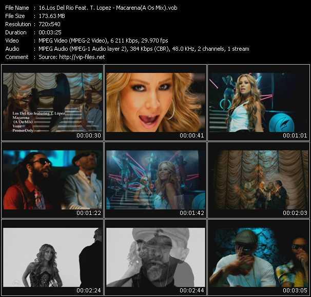 Los Del Rio Feat. T. Lopez - Macarena (A Os Mix)