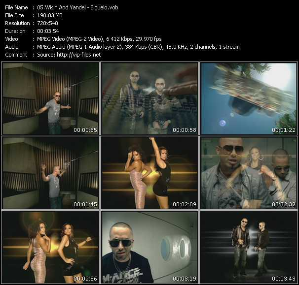 Wisin And Yandel - Siguelo