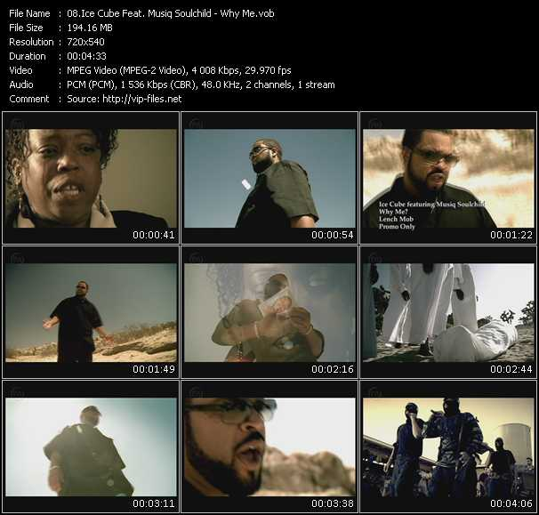 Ice Cube Feat. Musiq Soulchild - Why Me?