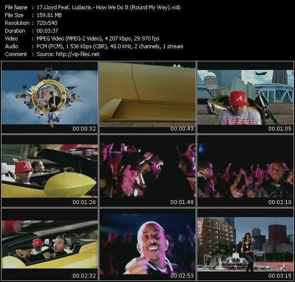 Lloyd Feat. Ludacris - How We Do It (Round My Way)