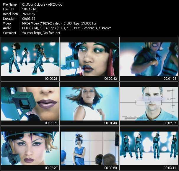 Four Colourz - ABCD