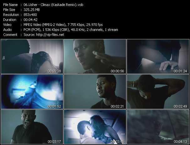 Usher - Climax (Kaskade Remix)