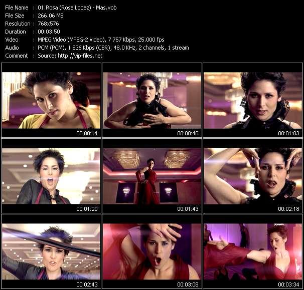 Rosa (Rosa Lopez) - Mas