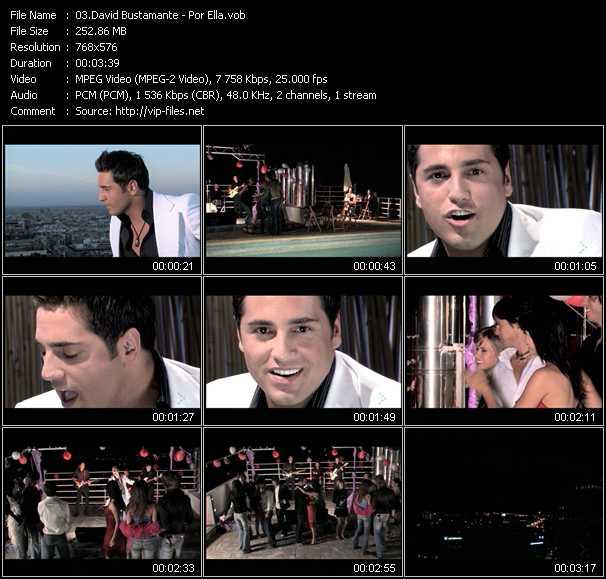 David Bustamante - Por Ella