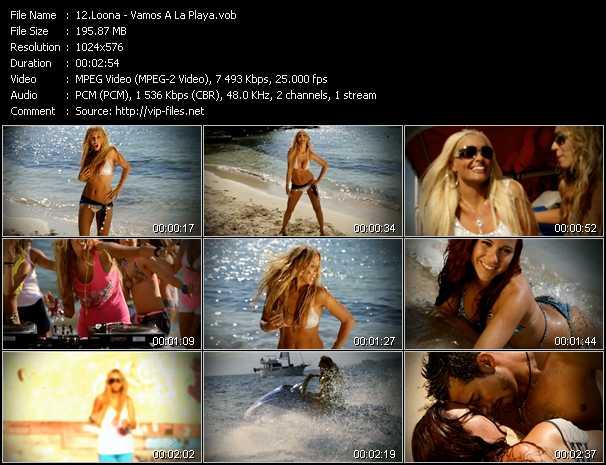 Loona - Vamos A La Playa