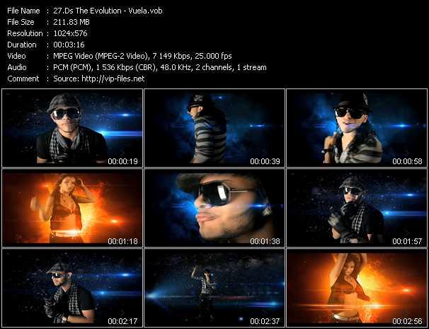 Ds The Evolution - Vuela