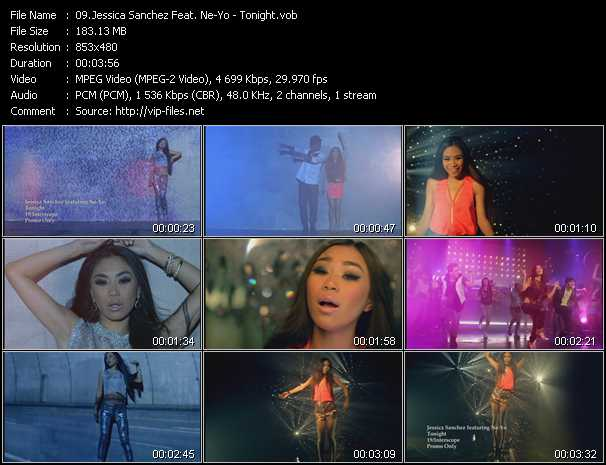 Jessica Sanchez Feat. Ne-Yo - Tonight