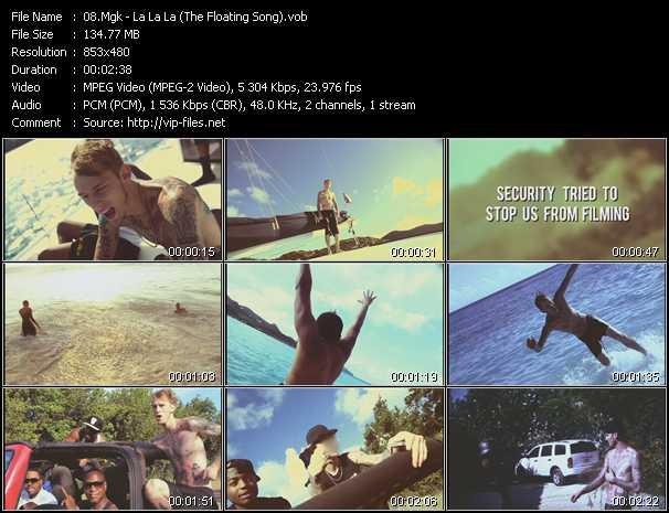 Mgk - La La La (The Floating Song)
