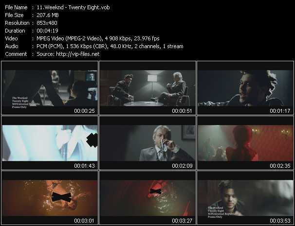 Weeknd - Twenty Eight