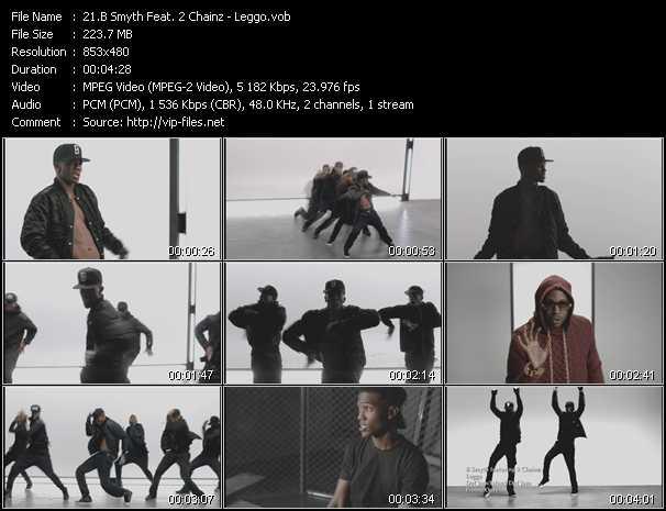 B Smyth Feat. 2 Chainz - Leggo