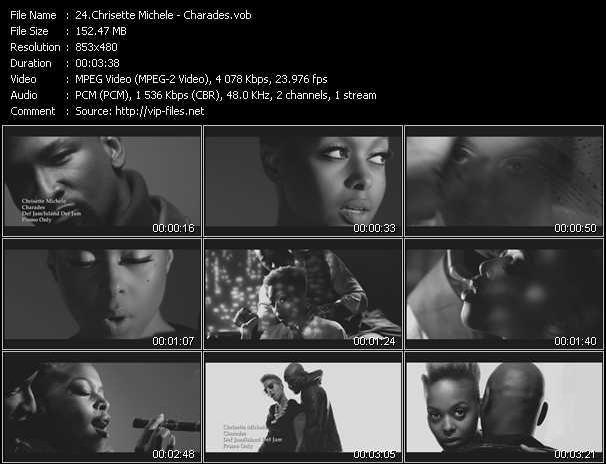 Chrisette Michele - Charades