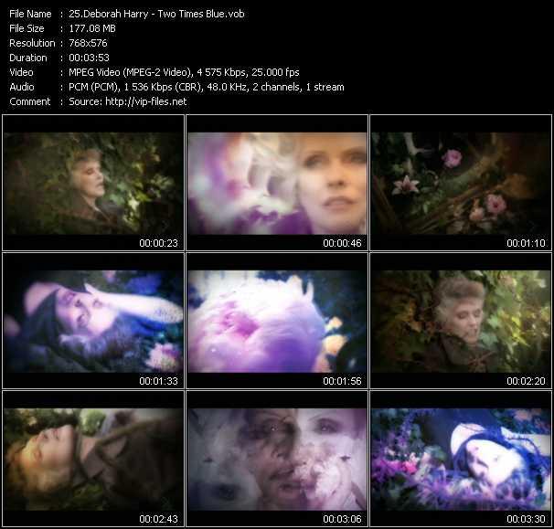 Deborah Harry (Debbie Harry) - Two Times Blue