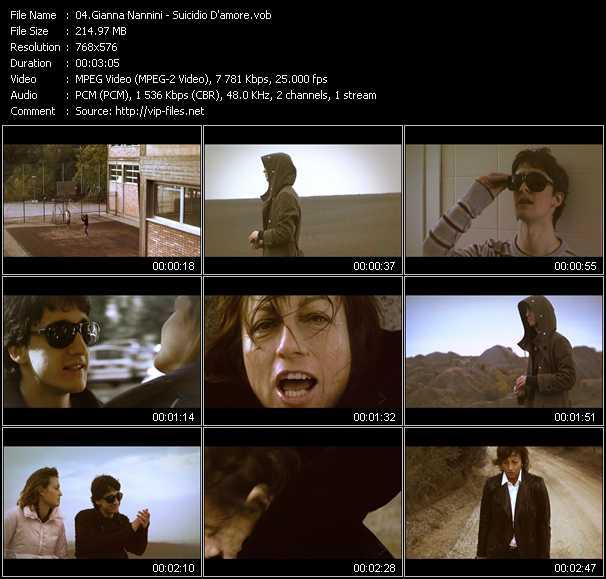 Gianna Nannini - Suicidio D'amore