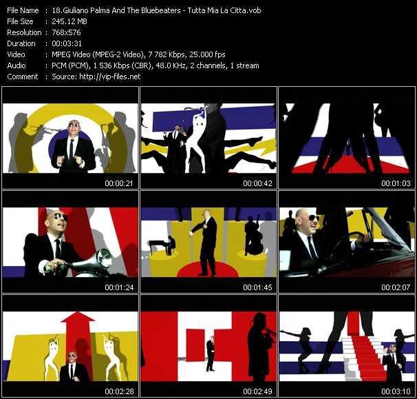 Giuliano Palma And The Bluebeaters - Tutta Mia La Citta