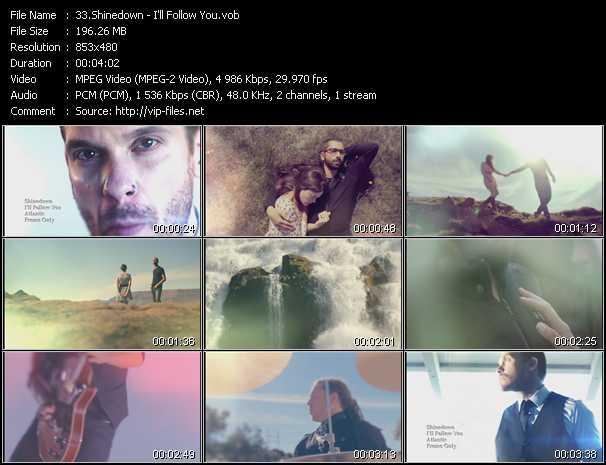 Shinedown - I'll Follow You