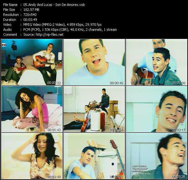 Andy And Lucas - Son De Amores