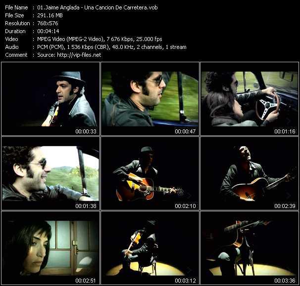 Jaime Anglada - Una Cancion De Carretera