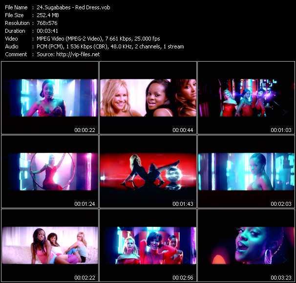 Sugababes - Red Dress