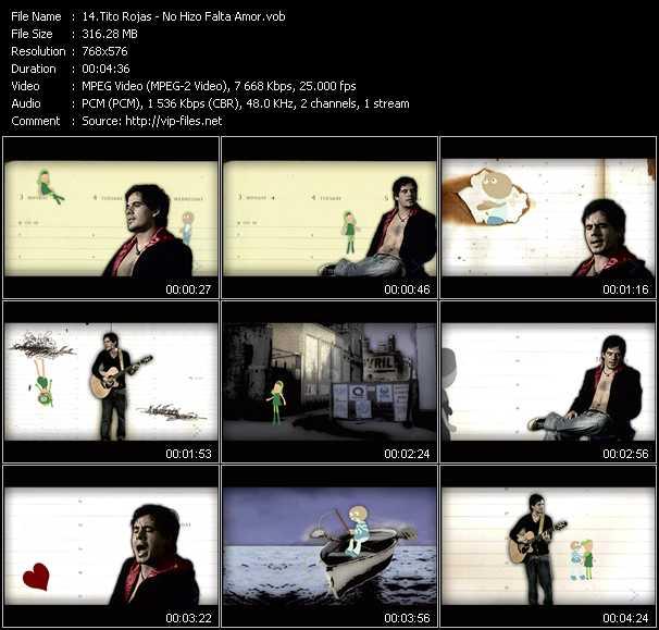 Tito Rojas - No Hizo Falta Amor