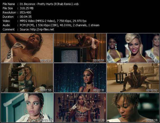 Beyonce - Pretty Hurts (R3hab Remix)