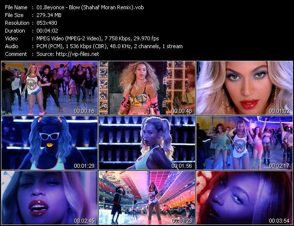 Beyonce - Blow (Shahaf Moran Remix)