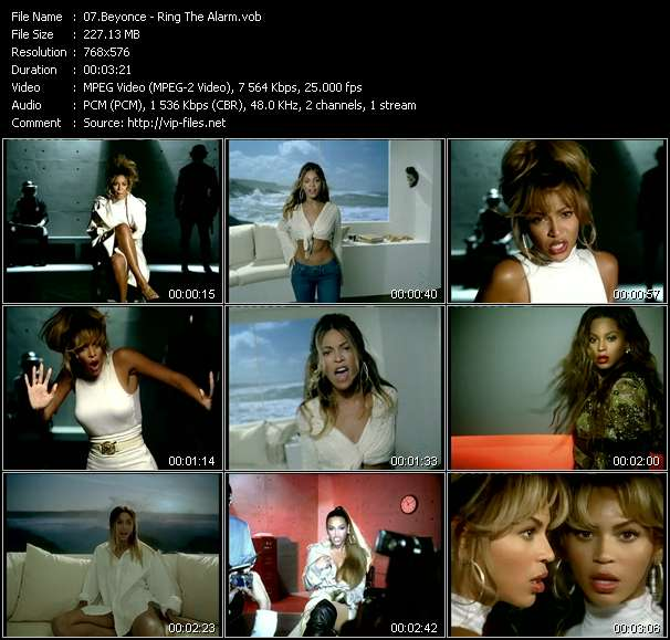 Beyonce - Ring The Alarm