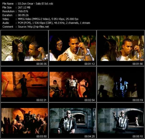 Don Omar - Salio El Sol