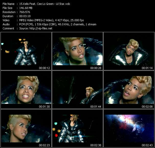 Kelis Feat. Cee Lo Green - Lil Star