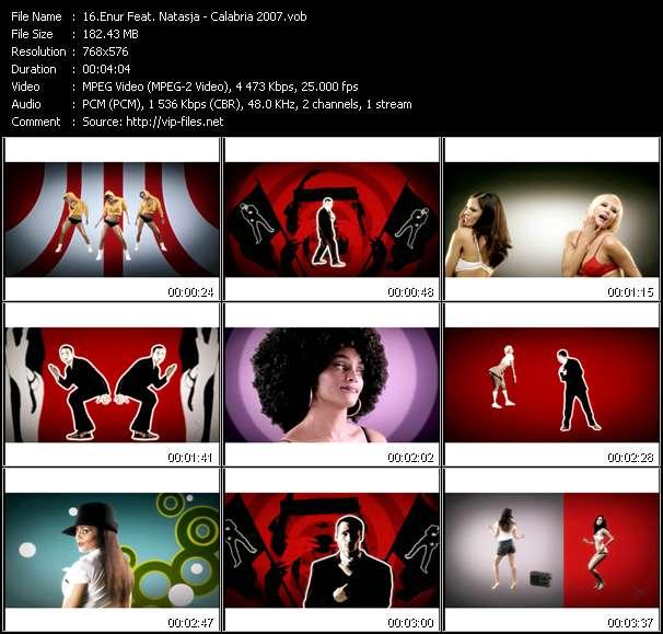 Enur Feat. Natasja - Calabria 2007