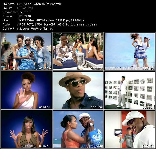 Ne-Yo - When You're Mad