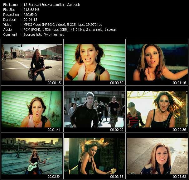 screenschot of video