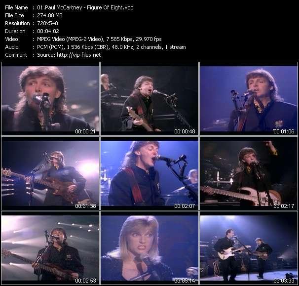 Paul McCartney - Figure Of Eight
