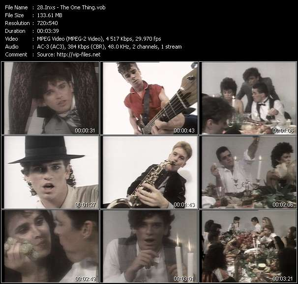 Inxs - The One Thing