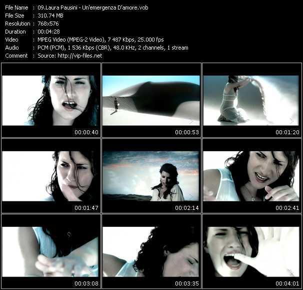 Laura Pausini - Un'emergenza D'amore