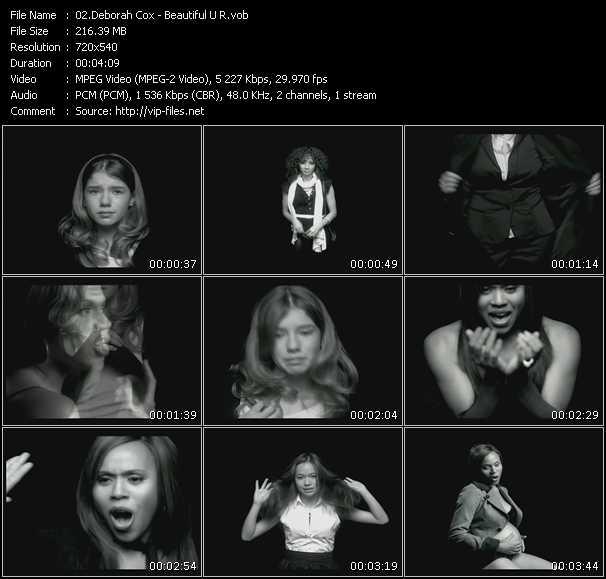 screenschot of video
