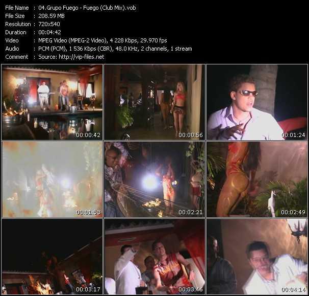 Grupo Fuego - Fuego (Club Mix)