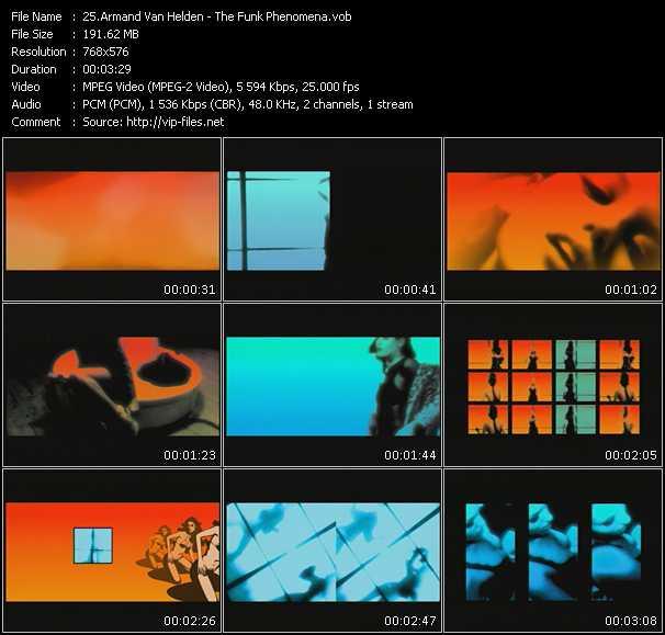 Armand Van Helden - The Funk Phenomena