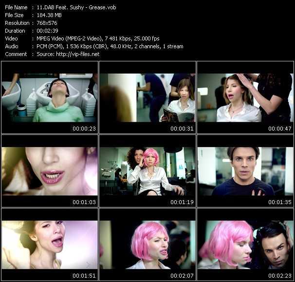 Dab Feat. Sushy - Grease