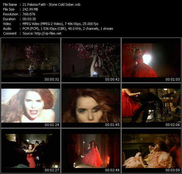Paloma Faith - Stone Cold Sober