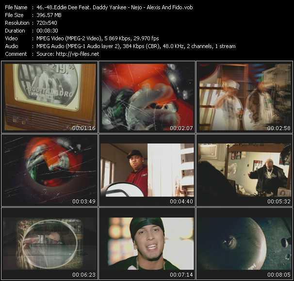 Eddie Dee Feat. Daddy Yankee - Nejo - Alexis And Fido - Taladro - No Quiere Novio - Eso Ehh!!