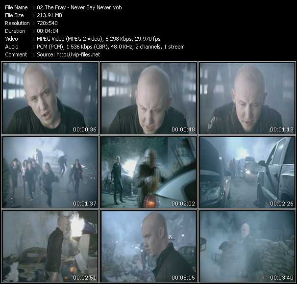 Fray - Never Say Never