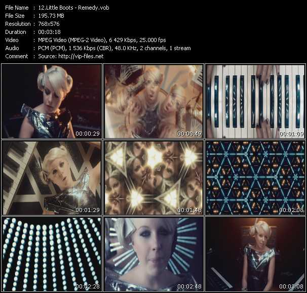 Little Boots - Remedy
