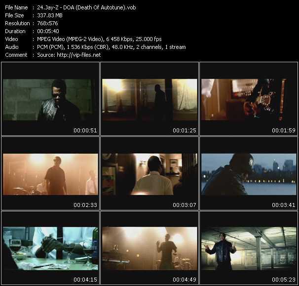 Jay-Z - DOA (Death Of Autotune)