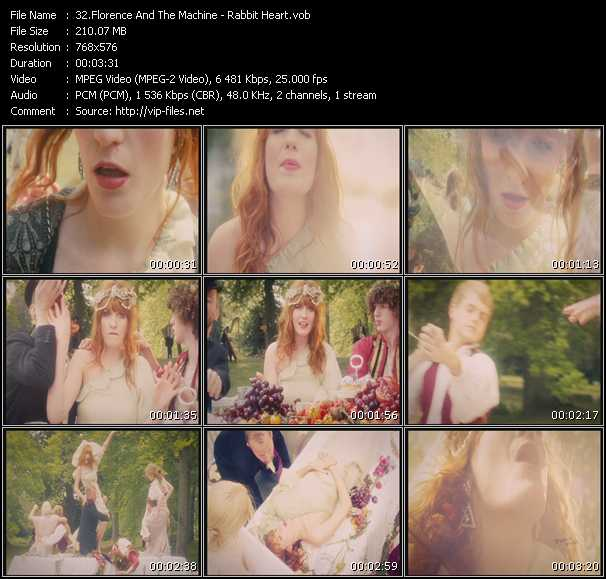 Florence And The Machine - Rabbit Heart
