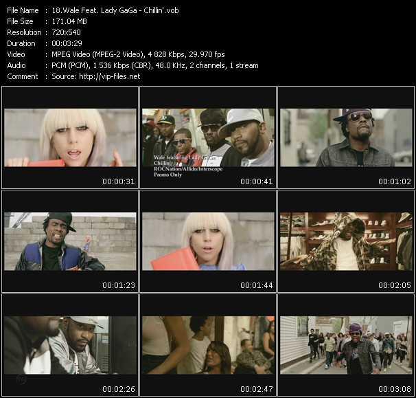 Wale Feat. Lady GaGa - Chillin'