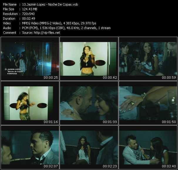 Jazmin Lopez - Noche De Copas