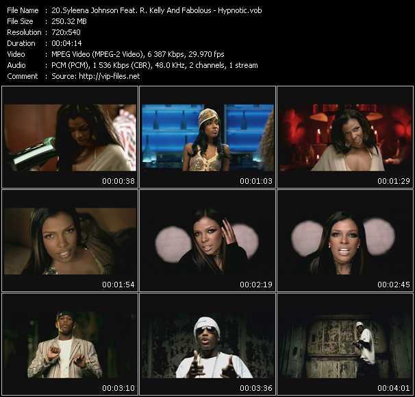 Syleena Johnson Feat. R. Kelly And Fabolous - Hypnotic