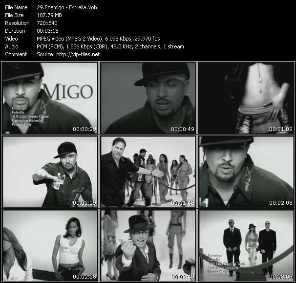 Enemigo - Estrella (DJ Eliel Remix Clean)