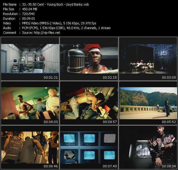 50 Cent - Young Buck - Lloyd Banks - In Da Club - Shorty Wanna Ride - Smile